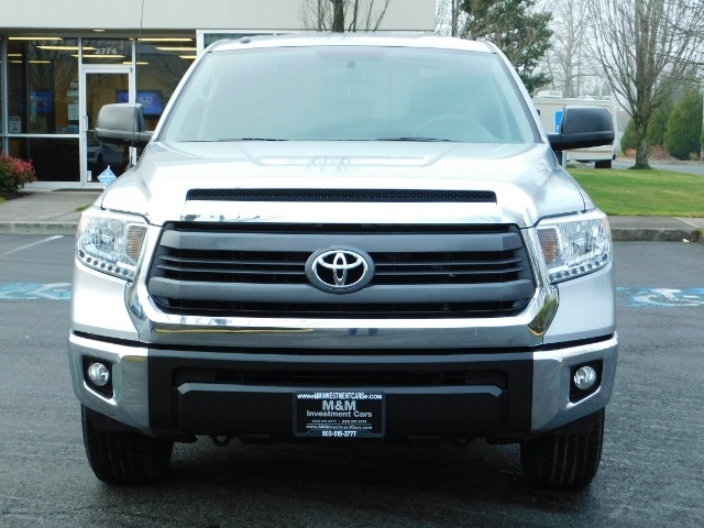2014 Toyota Tundra SR5 Double Cab 1-OWNER 12,225 Miles Factory Warty - Photo 5 - Portland, OR 97217