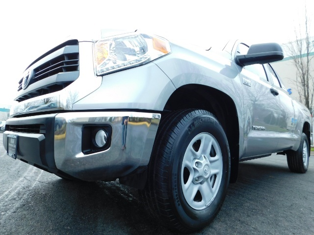 2014 Toyota Tundra SR5 Double Cab 1-OWNER 12,225 Miles Factory Warty - Photo 38 - Portland, OR 97217
