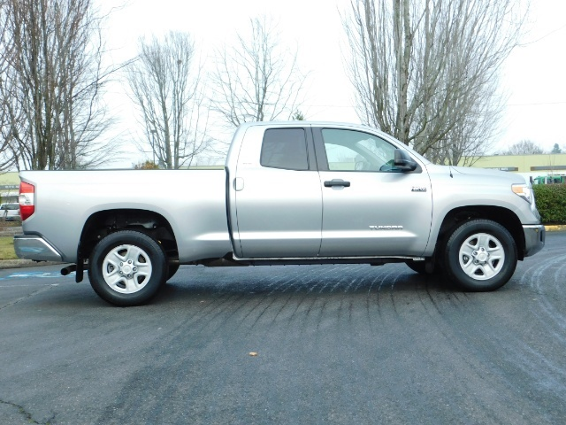 2014 Toyota Tundra SR5 Double Cab 1-OWNER 12,225 Miles Factory Warty - Photo 3 - Portland, OR 97217