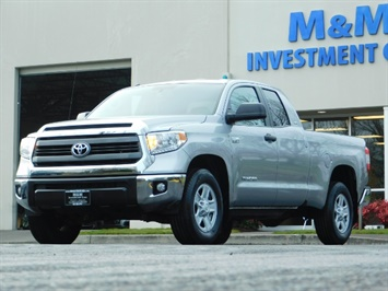 2014 Toyota Tundra SR5 Double Cab 1-OWNER 12,225 Miles Factory Warty Truck