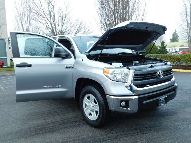 2014 Toyota Tundra SR5 Double Cab 1-OWNER 12,225 Miles Factory Warty - Photo 29 - Portland, OR 97217