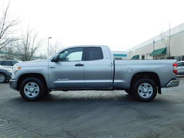 2014 Toyota Tundra SR5 Double Cab 1-OWNER 12,225 Miles Factory Warty - Photo 4 - Portland, OR 97217