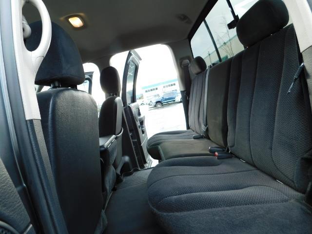 2004 Dodge Ram 2500 SLT 4X4 / Diesel 5.9L / 6-SPEED / 128k Mi LIFTED - Photo 15 - Portland, OR 97217