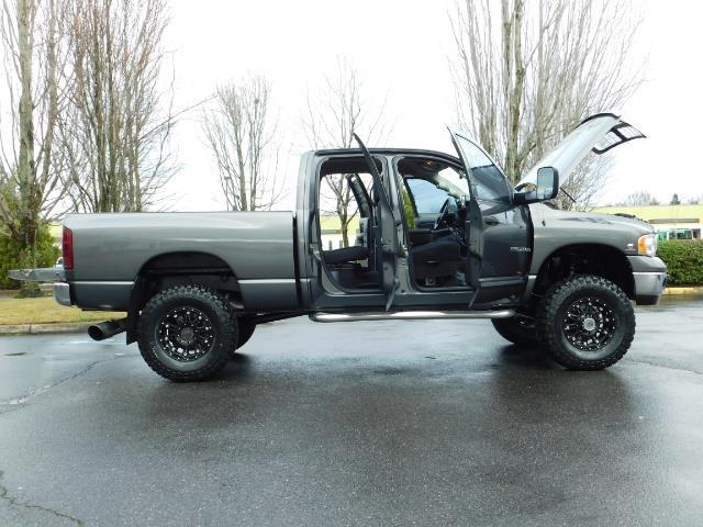 2004 Dodge Ram 2500 SLT 4X4 / Diesel 5.9L / 6-SPEED / 128k Mi LIFTED - Photo 29 - Portland, OR 97217