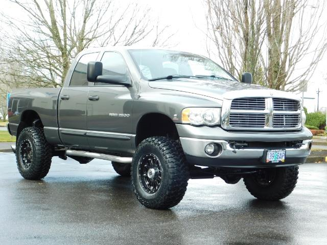 2004 Dodge Ram 2500 SLT 4X4 / Diesel 5.9L / 6-SPEED / 128k Mi LIFTED - Photo 2 - Portland, OR 97217