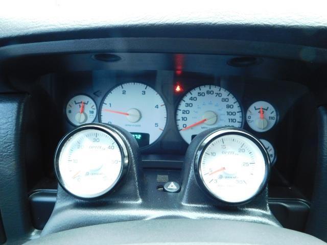 2004 Dodge Ram 2500 SLT 4X4 / Diesel 5.9L / 6-SPEED / 128k Mi LIFTED - Photo 38 - Portland, OR 97217