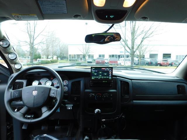 2004 Dodge Ram 2500 SLT 4X4 / Diesel 5.9L / 6-SPEED / 128k Mi LIFTED - Photo 34 - Portland, OR 97217