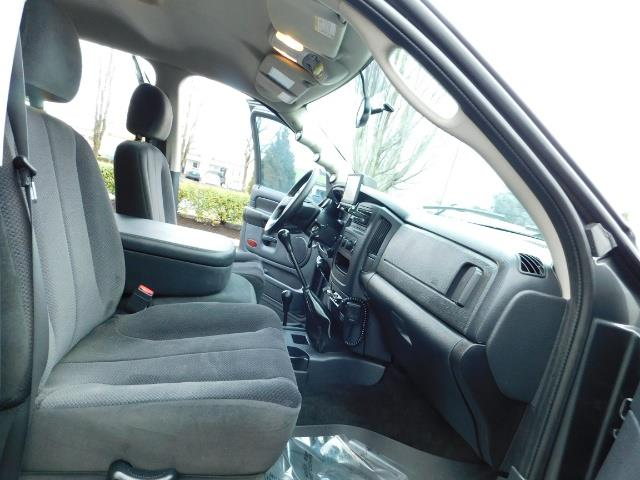 2004 Dodge Ram 2500 SLT 4X4 / Diesel 5.9L / 6-SPEED / 128k Mi LIFTED - Photo 17 - Portland, OR 97217