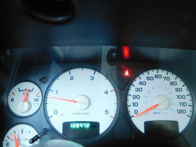 2004 Dodge Ram 2500 SLT 4X4 / Diesel 5.9L / 6-SPEED / 128k Mi LIFTED - Photo 40 - Portland, OR 97217