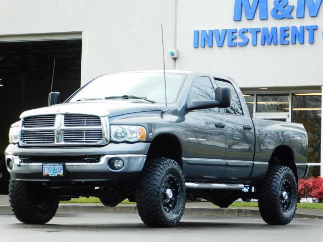 2004 Dodge Ram 2500 SLT 4X4 / Diesel 5.9L / 6-SPEED / 128k Mi LIFTED - Photo 45 - Portland, OR 97217