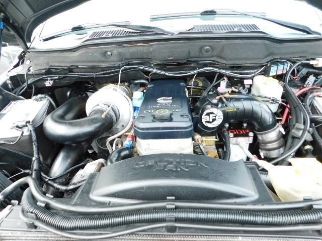 2004 Dodge Ram 2500 SLT 4X4 / Diesel 5.9L / 6-SPEED / 128k Mi LIFTED - Photo 32 - Portland, OR 97217