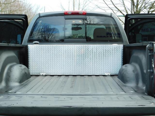 2004 Dodge Ram 2500 SLT 4X4 / Diesel 5.9L / 6-SPEED / 128k Mi LIFTED - Photo 27 - Portland, OR 97217