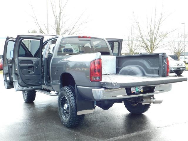 2004 Dodge Ram 2500 SLT 4X4 / Diesel 5.9L / 6-SPEED / 128k Mi LIFTED - Photo 26 - Portland, OR 97217