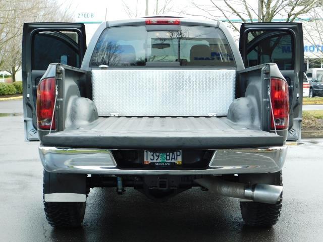 2004 Dodge Ram 2500 SLT 4X4 / Diesel 5.9L / 6-SPEED / 128k Mi LIFTED - Photo 22 - Portland, OR 97217