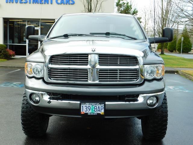 2004 Dodge Ram 2500 SLT 4X4 / Diesel 5.9L / 6-SPEED / 128k Mi LIFTED - Photo 5 - Portland, OR 97217