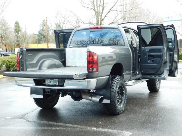 2004 Dodge Ram 2500 SLT 4X4 / Diesel 5.9L / 6-SPEED / 128k Mi LIFTED - Photo 28 - Portland, OR 97217