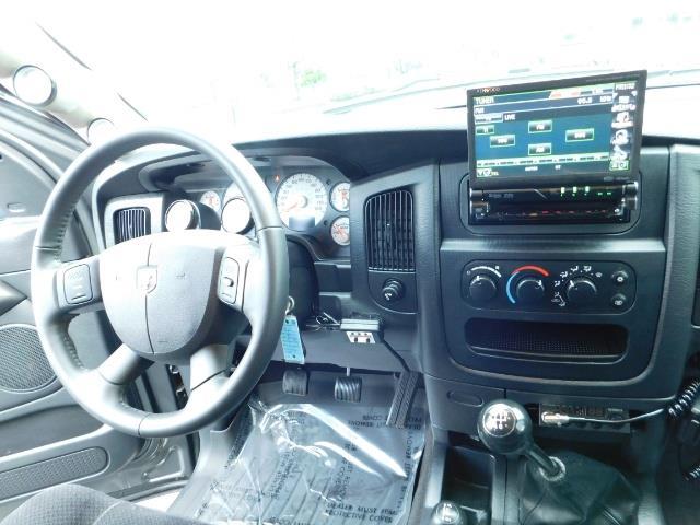 2004 Dodge Ram 2500 SLT 4X4 / Diesel 5.9L / 6-SPEED / 128k Mi LIFTED - Photo 19 - Portland, OR 97217