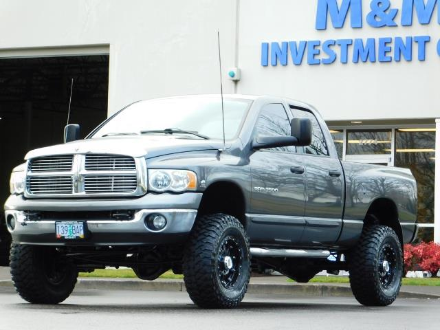 2004 Dodge Ram 2500 SLT 4X4 / Diesel 5.9L / 6-SPEED / 128k Mi LIFTED - Photo 49 - Portland, OR 97217