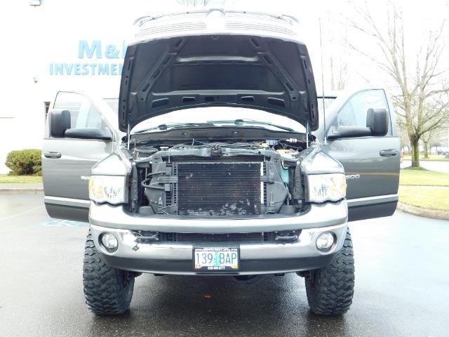 2004 Dodge Ram 2500 SLT 4X4 / Diesel 5.9L / 6-SPEED / 128k Mi LIFTED - Photo 31 - Portland, OR 97217
