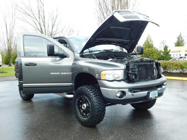 2004 Dodge Ram 2500 SLT 4X4 / Diesel 5.9L / 6-SPEED / 128k Mi LIFTED - Photo 30 - Portland, OR 97217