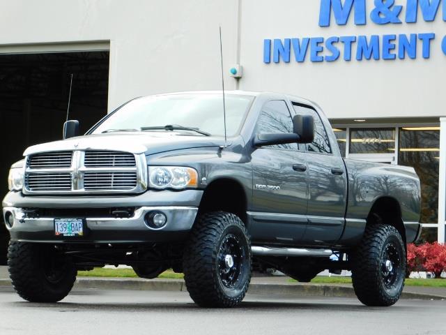 2004 Dodge Ram 2500 SLT 4X4 / Diesel 5.9L / 6-SPEED / 128k Mi LIFTED - Photo 50 - Portland, OR 97217