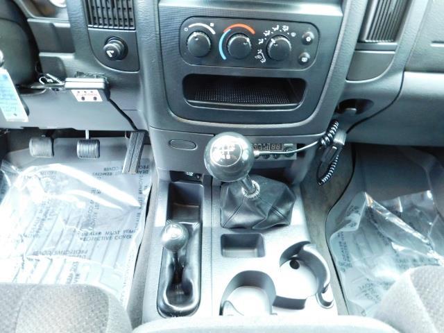 2004 Dodge Ram 2500 SLT 4X4 / Diesel 5.9L / 6-SPEED / 128k Mi LIFTED - Photo 20 - Portland, OR 97217
