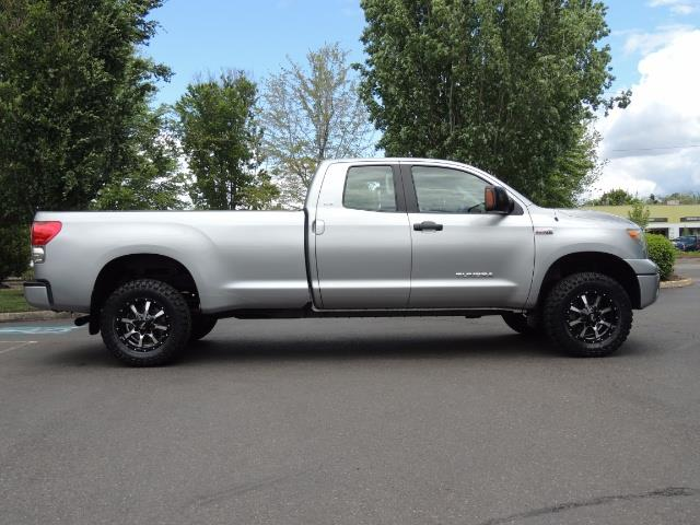 2007 toyota tundra 4x4 5 7l double cab long bed 1 owner lifted. Black Bedroom Furniture Sets. Home Design Ideas