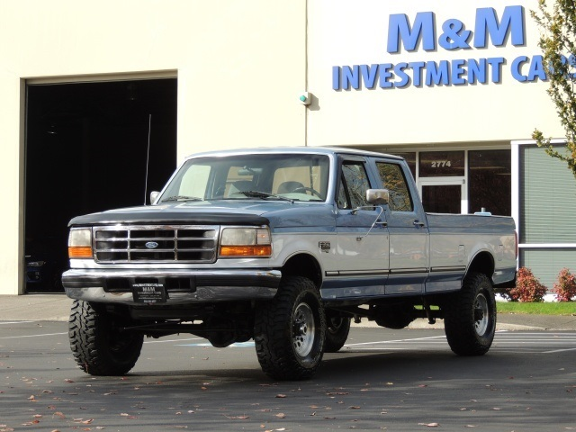 1997 Ford F 350 Diesel Craigslist Autos Post