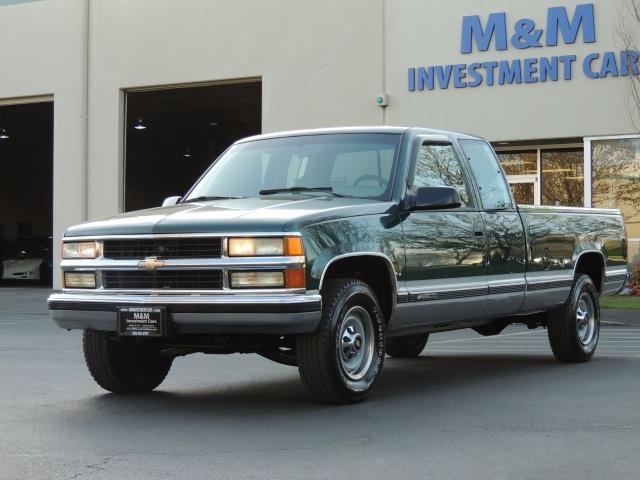 1995 Chevrolet Silverado 2500 Extracab V8 Long Bed