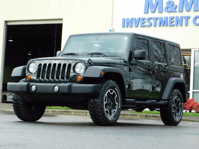 2012 Jeep Wrangler Unlimited Sport / 4x4 / Hard Top / 1-Owner - Photo 39 - Portland, OR 97217