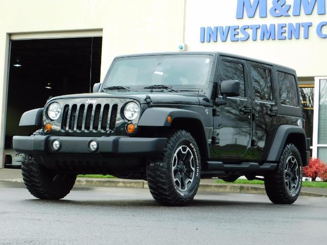 2012 Jeep Wrangler Unlimited Sport / 4x4 / Hard Top / 1-Owner - Photo 40 - Portland, OR 97217