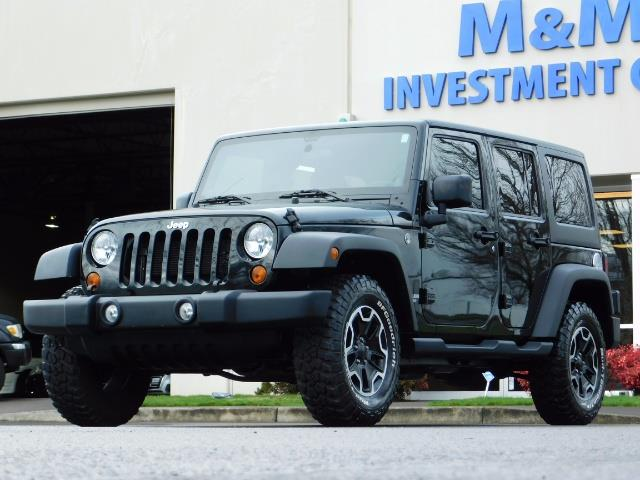 2012 Jeep Wrangler Unlimited Sport / 4x4 / Hard Top / 1-Owner - Photo 42 - Portland, OR 97217