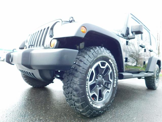 2012 Jeep Wrangler Unlimited Sport / 4x4 / Hard Top / 1-Owner - Photo 10 - Portland, OR 97217