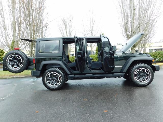2012 Jeep Wrangler Unlimited Sport / 4x4 / Hard Top / 1-Owner - Photo 30 - Portland, OR 97217