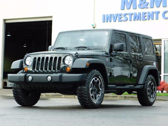 2012 Jeep Wrangler Unlimited Sport / 4x4 / Hard Top / 1-Owner - Photo 41 - Portland, OR 97217