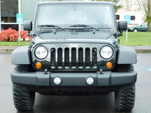 2012 Jeep Wrangler Unlimited Sport / 4x4 / Hard Top / 1-Owner - Photo 5 - Portland, OR 97217