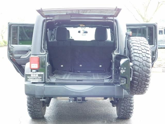 2012 Jeep Wrangler Unlimited Sport / 4x4 / Hard Top / 1-Owner - Photo 35 - Portland, OR 97217