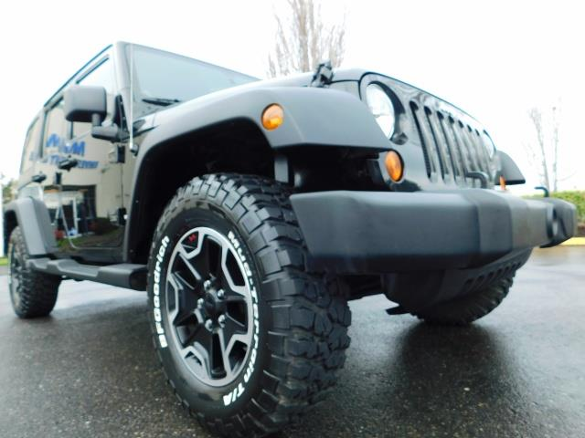 2012 Jeep Wrangler Unlimited Sport / 4x4 / Hard Top / 1-Owner - Photo 9 - Portland, OR 97217