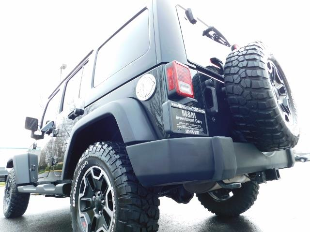 2012 Jeep Wrangler Unlimited Sport / 4x4 / Hard Top / 1-Owner - Photo 11 - Portland, OR 97217