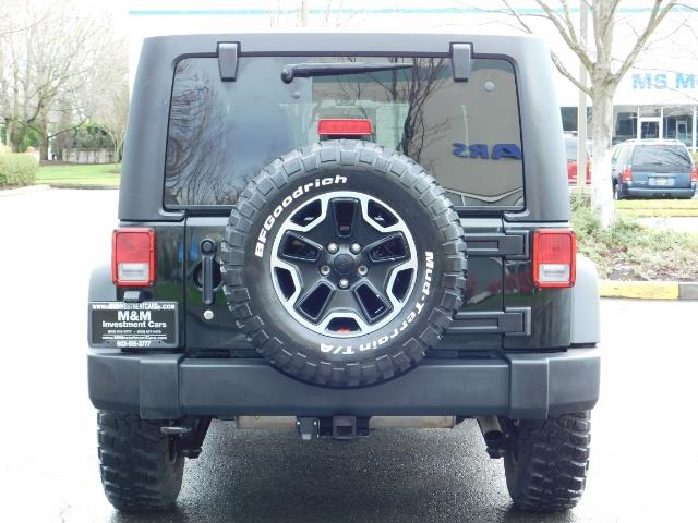 2012 Jeep Wrangler Unlimited Sport / 4x4 / Hard Top / 1-Owner - Photo 6 - Portland, OR 97217