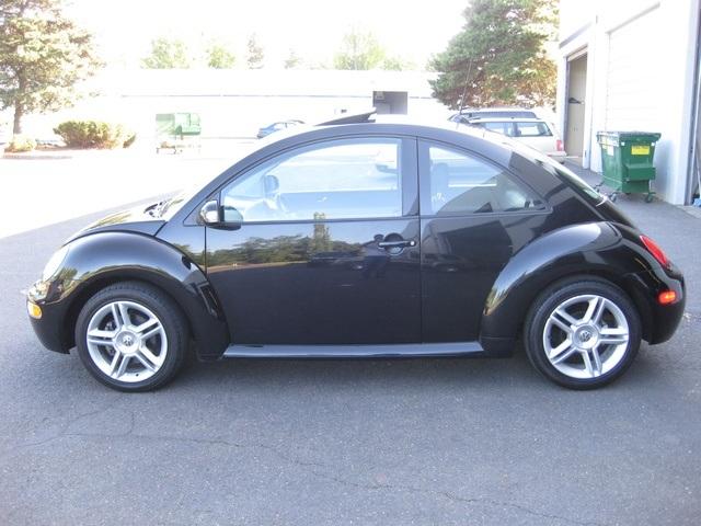 2005 Volkswagen Beetle Gls 18t Turbo Leathermoonroofheated Seats
