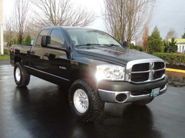 2008 dodge ram 1500 slt 4x4 quad cab 6 speed manual 55k miles Dodge Ram 1500 Heating Diagram