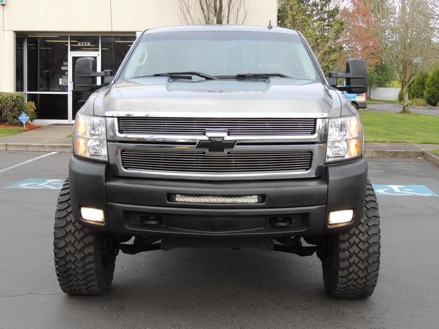 2008 Chevy Silverado Lifted >> 2008 Chevrolet Silverado 2500 Lt 4x4 6 0l 8cyl Gas Lifted Lifted
