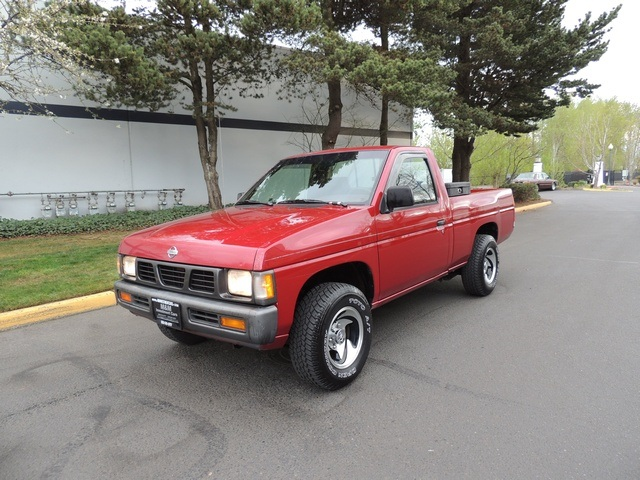 1993 Nissan Truck Regular Cab 4 Cyl 5 Sd Manual New