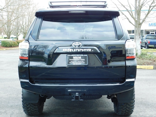 "2016 Toyota 4Runner 4X4 V6 / NAVi / CAM / 20 "" XD's / WARRANTY / LIFTED - Photo 6 - Portland, OR 97217"