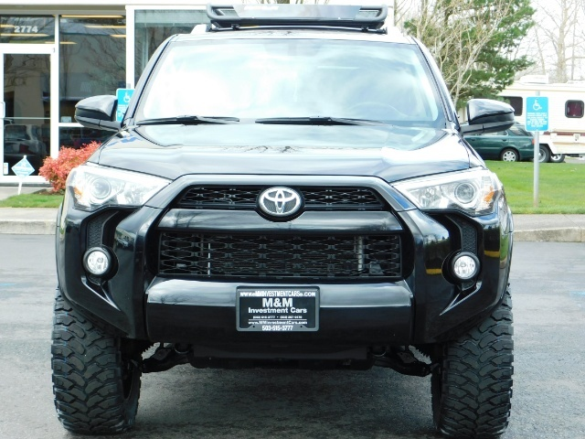 "2016 Toyota 4Runner 4X4 V6 / NAVi / CAM / 20 "" XD's / WARRANTY / LIFTED - Photo 5 - Portland, OR 97217"