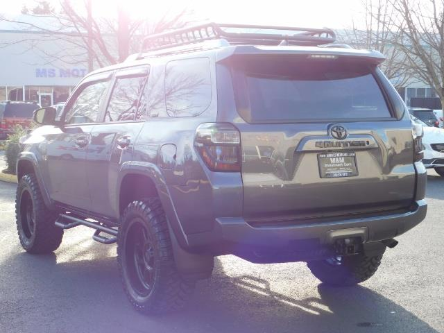 2016 Toyota 4Runner SR5 / 4X4 / Nav / Backup/ LIFTED LIFTED / Execl Co - Photo 7 - Portland, OR 97217
