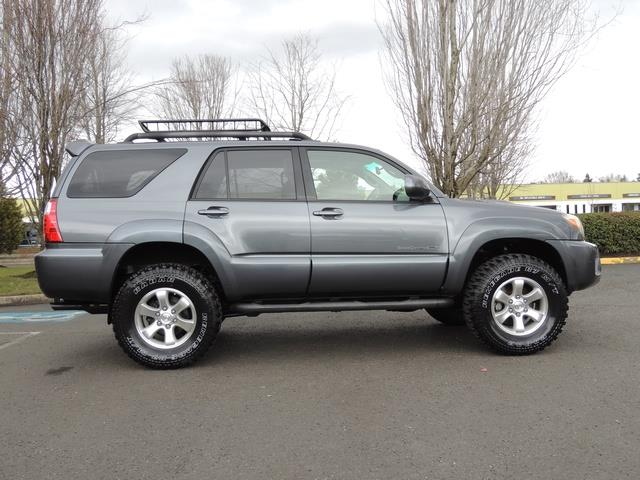 2006 Toyota 4Runner Sport Edition 4dr Leather 2-Owner 107Kmiles LIFTED