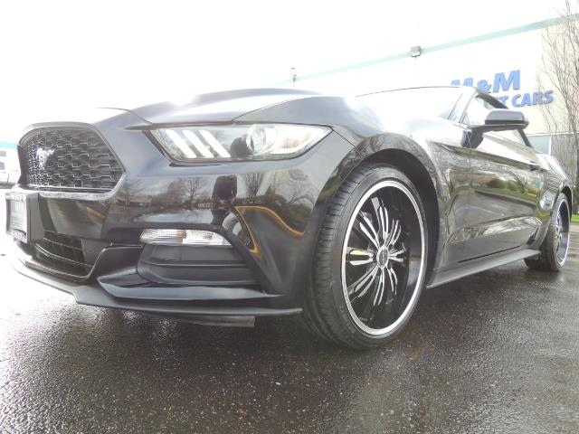 2016 Ford Mustang V6 / Convertible / Automatic / Premium Wheels - Photo 46 - Portland, OR 97217