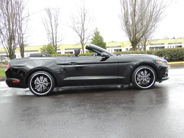 2016 Ford Mustang V6 / Convertible / Automatic / Premium Wheels - Photo 13 - Portland, OR 97217